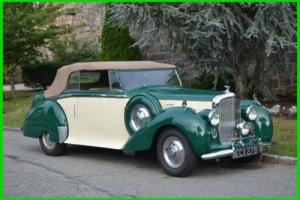 1949 Bentley Mark VI Drop Head Coupe for Sale