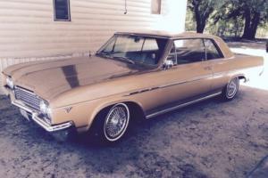 1965 Buick Skylark sports coupe no post