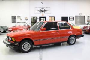 1983 BMW 3-Series 320i Photo