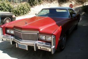 1976 Cadillac Eldorado