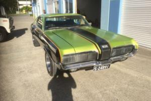 Ford Cougar 1970