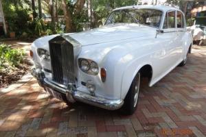 Rolls Royce Silver Cloud 111 in QLD