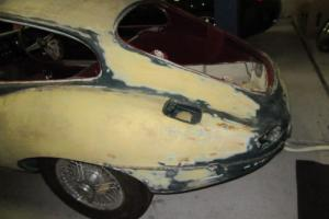 1963 Jaguar E Type Fixed head coupe Series I full restoration project from japan