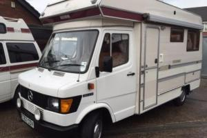 CLASSIC MERCEDES DIESEL MOTORHOME FANTASTIC! £9995 PX OFFERS CONSIDERED Photo