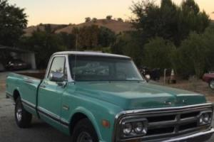 GMC CHEVY PICK-UP TRUCK C20 1968