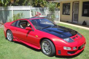 Nissan 300Z 5 Speed Manuel Only 86 000K AS Good AS ONE CAN GET in QLD