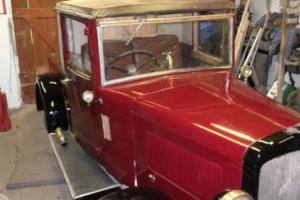 austin 12/4 Burnham pickup truck