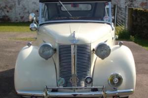 1946 Austin 8 tourer