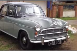 1957 Morris Isis Deluxe Series II - very rare classic British car