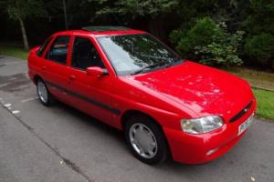 Ford Escort 1.6 16v ( 90PS ) Si - 1997/P - P/X or Swap classic WHY
