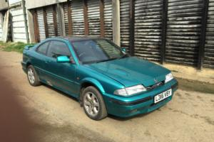 1994 ROVER 220 TOMCAT TURBO 1 OWNER FROM NEW 50K miles rare find