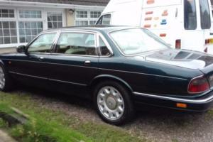DAIMLER SIX LWB 9 MONTH MOT 13 STAMPS LOOKS & DRIVES EXCELLENT COLLECTOR CAR