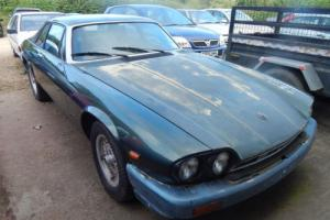 JAGUAR XJS V12 COUPE RACE PROJECT