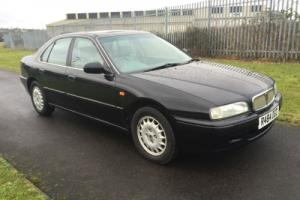 1998 ROVER 600 623 GSI 2.3 AUTO, NEW MOT, LEATHER, ONLY 76K MILES, HONDA ENGINE