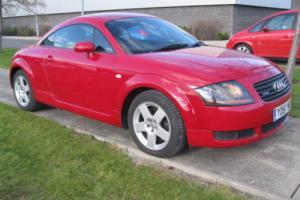 2001 Audi TT 180 Quattro