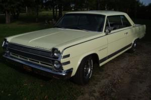 1966 AMC Ambassador DPL