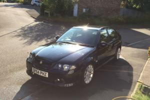 MG ZS+ Black Very low miles MOT No Reserve