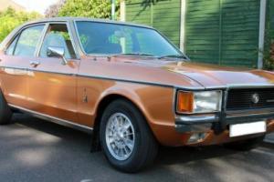 Ford Granada Mk1 3.0 L Ghia '77