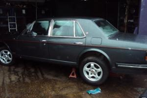 RR Bentley Turbo R choping up We have 7 turbos + 9 spirits 2 x spurs 1wriath Photo