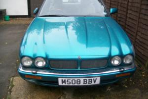 JAGUAR XJR x300 xj6 xjr6 supercharged
