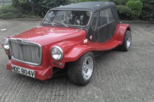 Austin Magenta KIT car, beach buggy, barn find,project convertable, autotest