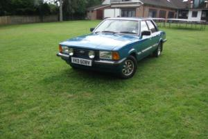 1980 MK5 Ford Cortina 2.0 GL. CHEAP ENTRY LEVEL CLASSIC CAR. Photo