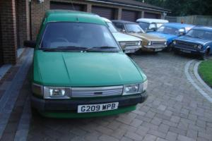 1990 AUSTIN MAESTRO VAN. As seen on TV in Albert Square. A Classic!!