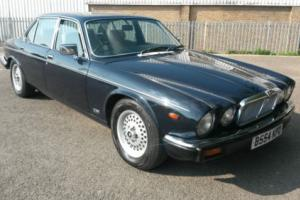 jaguar xj sovereign series 3, 4.2, present keeper 27 years, usable classic