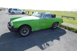 MG Midget 1500cc Photo