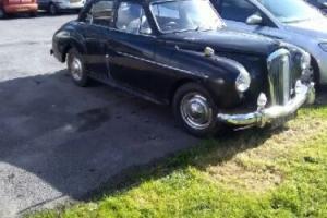1954 WOLSELEY 4/44 BLACK
