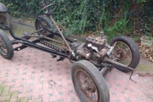 1935 Austin 7 / Seven Rolling Chassis