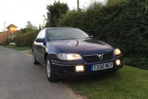 Vauxhall Omega 2.5 ltr V6 - Blue Photo