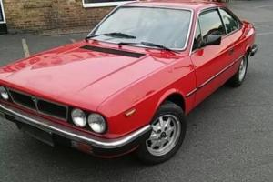 Lancia Beta 2.0 Coupe Automatic Photo