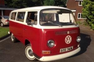 Volkswagen 1972 Devon Bay Window barn find not Splitscreen