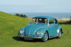 1961 Classic Retro 1961 Volkswagen Beetle in VGC 1600cc Engine MOT June 2017 Photo