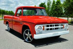 1968 Dodge Other Pickups D-100 Rare Classic Pickup 2- Owners Short Bed!