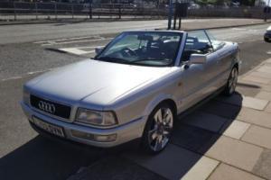 Audi 80 Cabriolet Photo