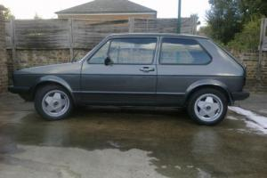 VW GOLF MK1 Photo