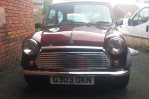 Mini Thirty 1989 Limited Edition classic