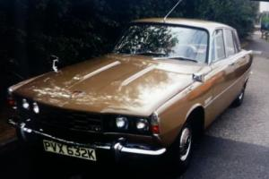 1971 rover p6 2000tc Photo