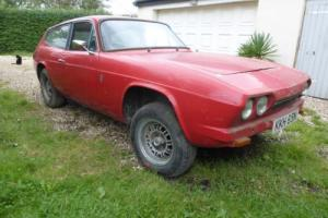 1975 RELIANT SCIMITAR GTE MANUAL WITH OVERDRIVE