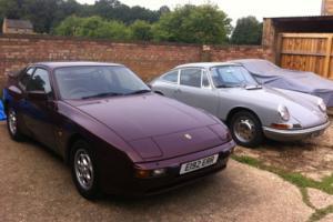 Porsche 944 Lux, non sunroof