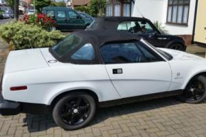 triumph tr7 v8 convertible
