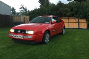 1994 VOLKSWAGEN CORRADO VR6 RED