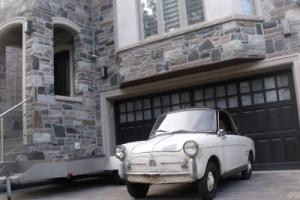 Fiat 500 Autobianchi Bianchina Classic 1959