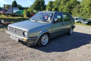 VW MK2 Golf GL Automatic