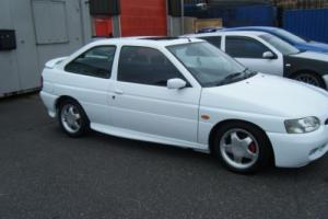 FORD ESCORT RS 2000 16V 150 BHP NICE SOLID EXAMPLE FSH Photo