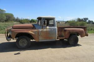 1966 International Harvester 4WD Pickup Truck - U.S. Navy Issue Photo