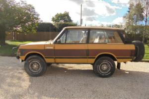 1977 Rover Rover suffix D for restoration . lots of period extras