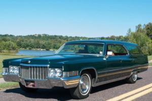 1969 Cadillac DeVille DeVille Wagon